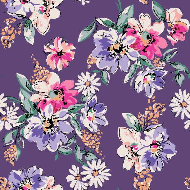 Hippie Flower Backgrounds Daisy Illustrations, Royalty ... (612 x 612 Pixel)