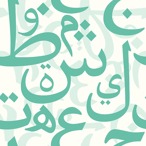 Arabic Calligraphy Clip Art, Vector Images & Illustrations