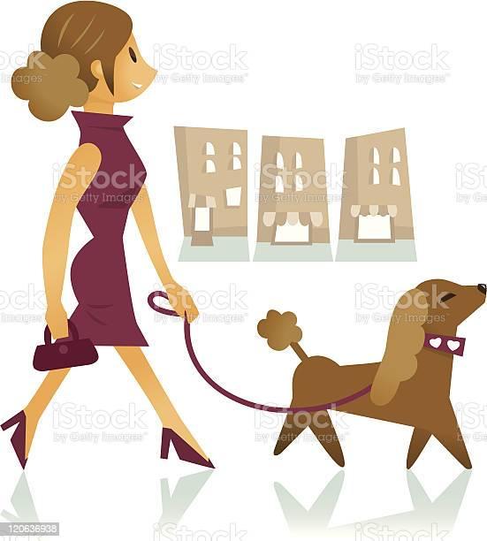 Pretty woman walking a dog vector id120636938?b=1&k=6&m=120636938&s=612x612&h= 4l9qyizy8g5wbcmq5vhxn zmnm9dmn9y8bx82rphu8=