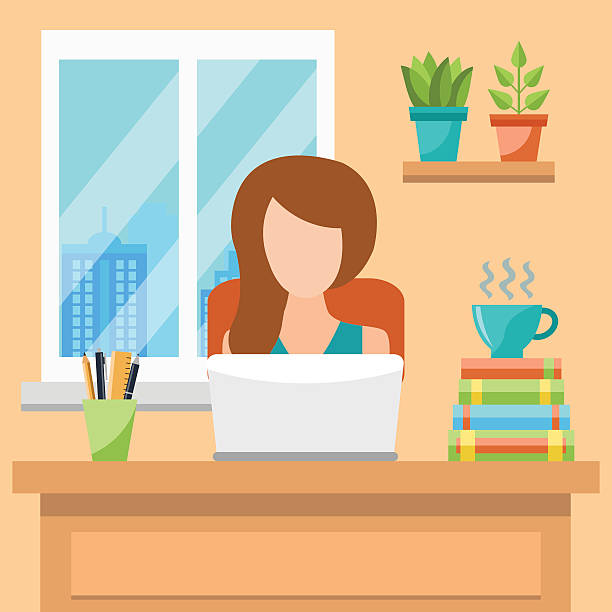 craft work from home top 60 work from home clip art vector graphics and 8258