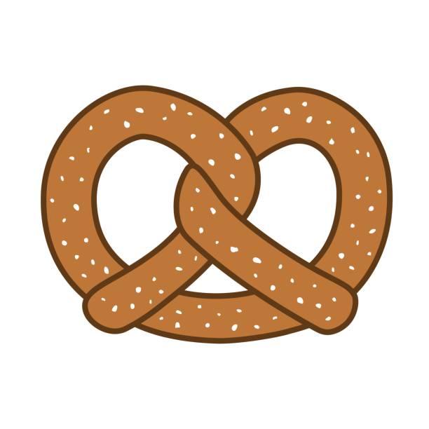 Image result for pretzel clipart