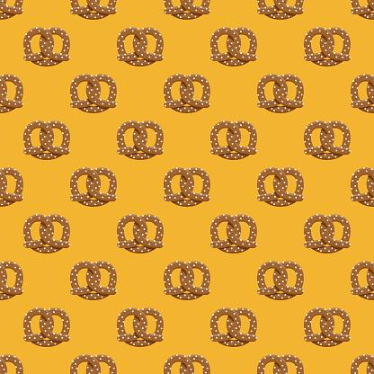 Pretzel Bread Pattern