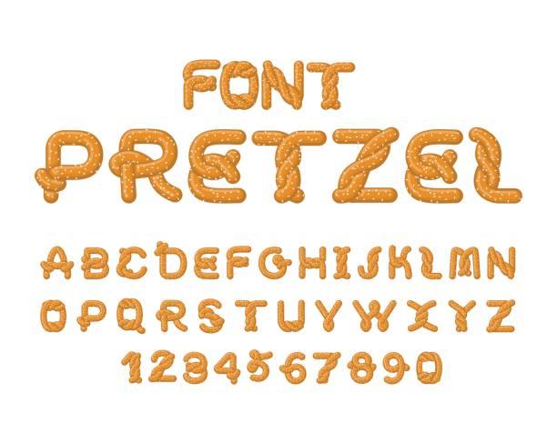 Pretzel Illustrations, Royalty-Free Vector Graphics & Clip ...
