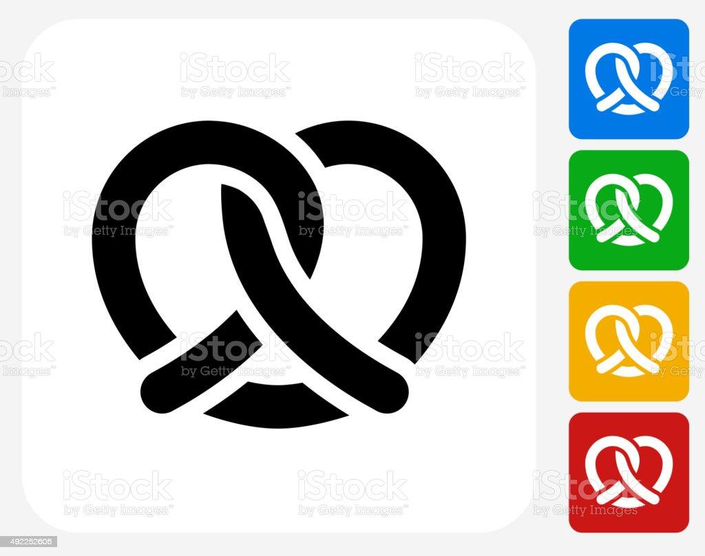 Breze Symbol flache Grafik Design – Vektorgrafik