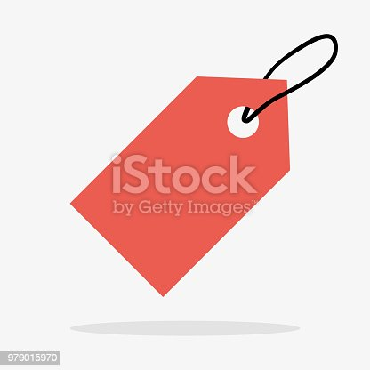 istock Price Tag Icon in Vector 979015970