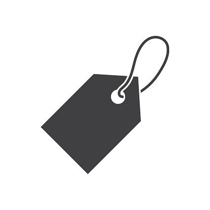 Price Tag Icon Vector Design.