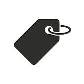 istock Price Tag Icon Vector Design 1283529948