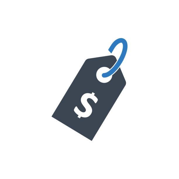 preis-symbol - konsum stock-grafiken, -clipart, -cartoons und -symbole