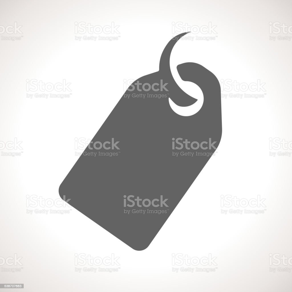 Price Tag vector art illustration