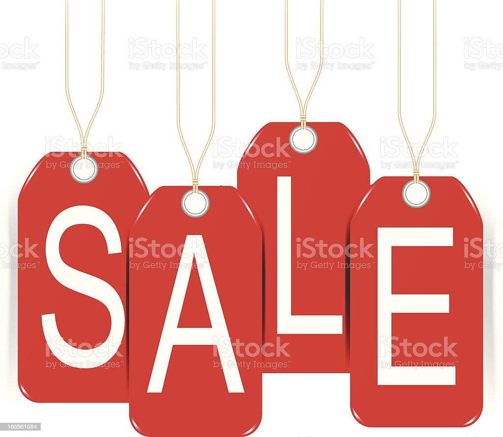 Pricetags   Sale royalty-free pricetags sale stock vector art & more images of advertisement