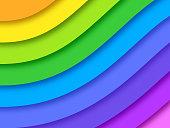 istock Pride Rainbow Background 1317680697