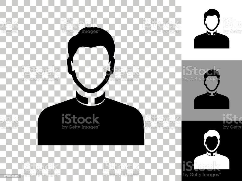 Transparent Priest Vector