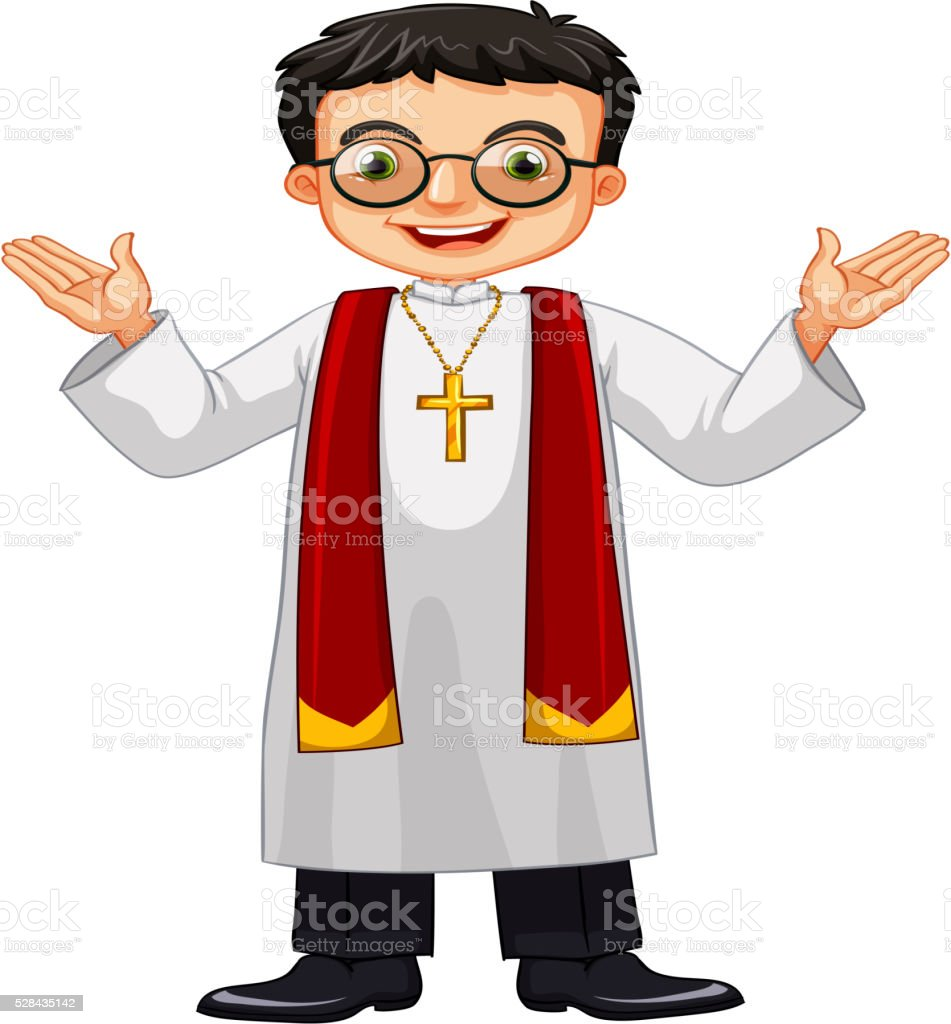 royalty free priest clip art  vector images priest clip art free priest clipart black and white
