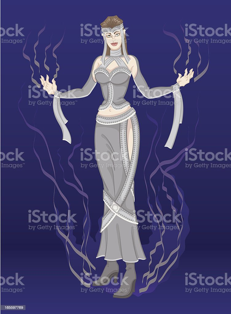 priestess royalty-free priestess stock vector art & more images of beauty