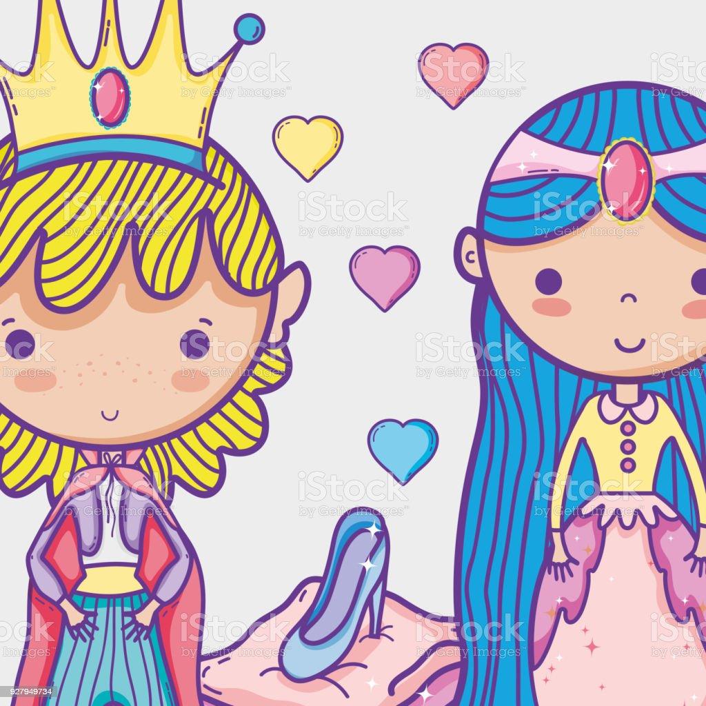 Vetores De Princesa E A Princesa Bonita Braco Desenho Desenho