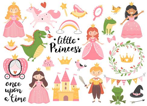 Princess collection.