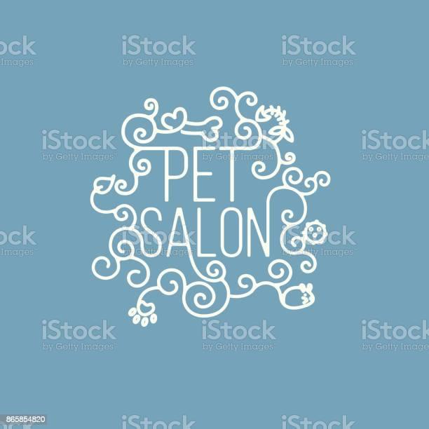 Print for pet shop salon hair salonpatterned inscription vector vector id865854820?b=1&k=6&m=865854820&s=612x612&h=qvvrdbildtxnycxlisv7suedjgwhoitftvw8 qhmdbo=