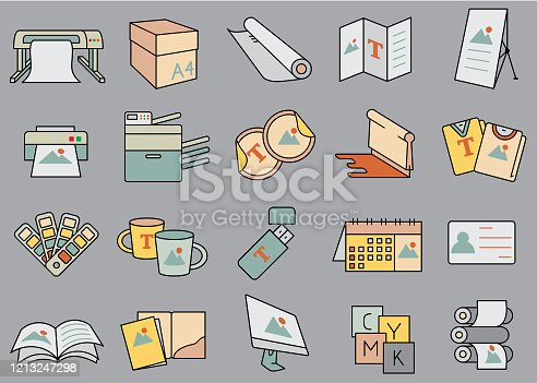 Icons for various uses Easy resize. Vector EPS file and image jpeg full HD.