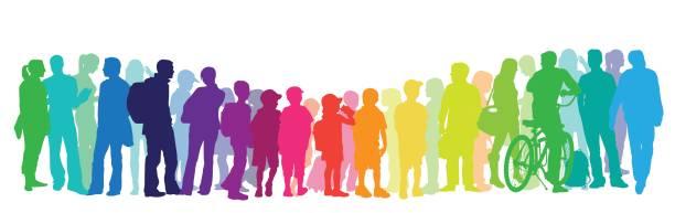 柄プリント - 背景に人点のイラスト素材/クリップアート素材/マンガ素材/アイコン素材