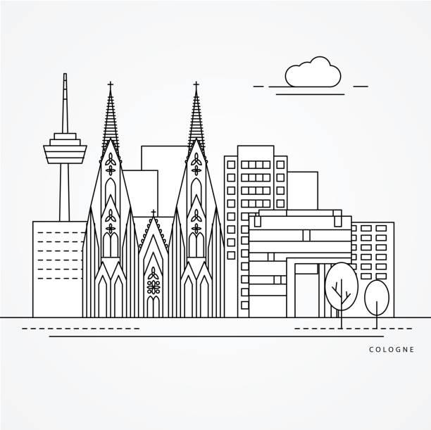 - print  - köln stock-grafiken, -clipart, -cartoons und -symbole
