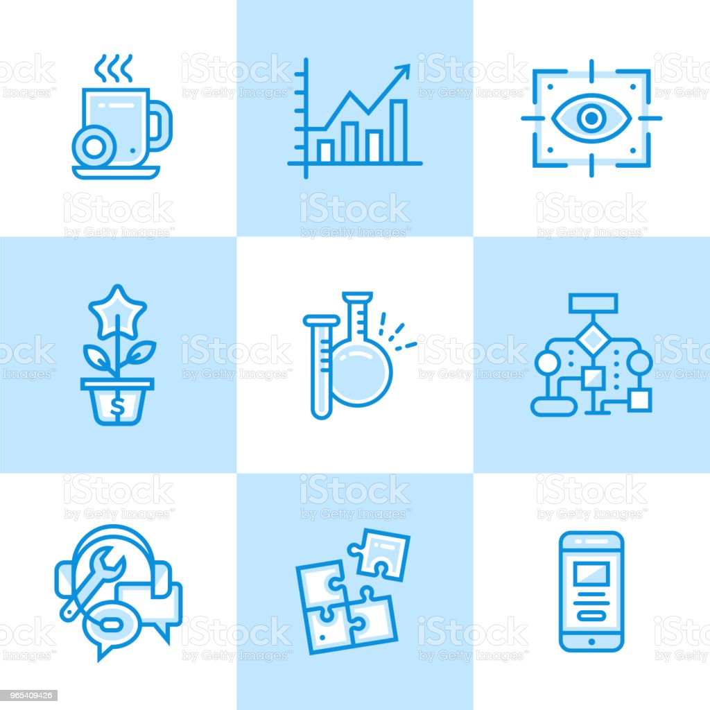 Print royalty-free print stock vector art & more images of business