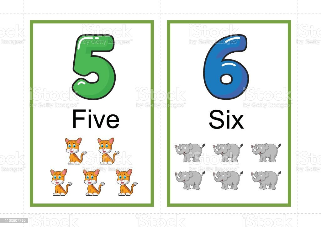 picture relating to Number Flash Cards Printable known as Printable Quantity Flashcards For Education Variety Flashcards