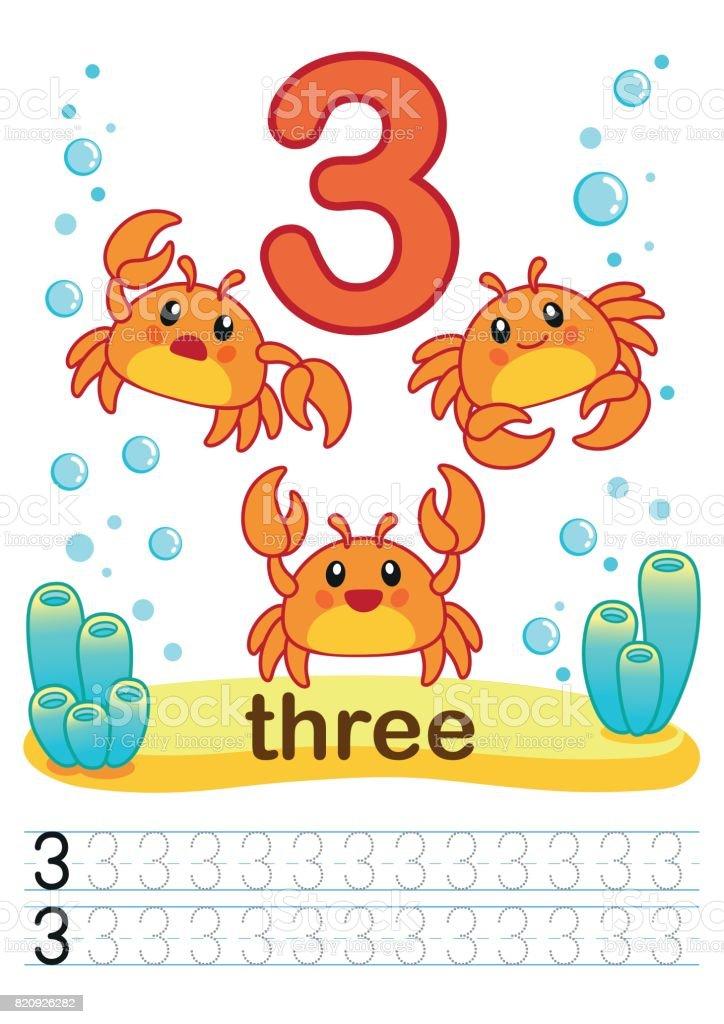 Printable Worksheet For Kindergarten And Preschool Training ...