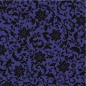 printed cotton race pattern