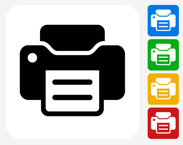 Royalty Free Flat Bed Scanner Photocopier Electrical Equipment