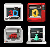3D Printer Set