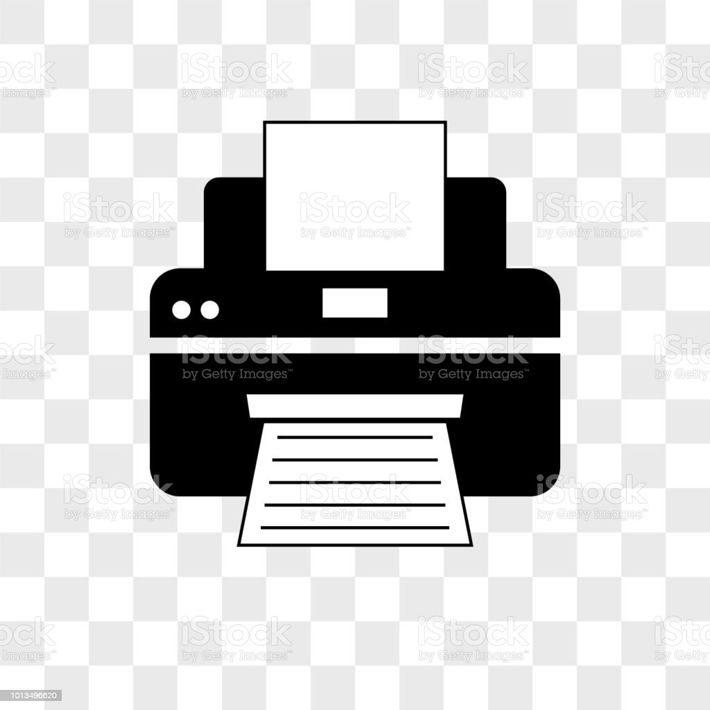 printer vector icon on transparent background printer icon stock illustration download image now istock printer vector icon on transparent background printer icon stock illustration download image now istock