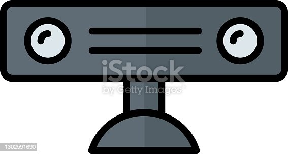 istock 3D Printing Manufacturing Product concept Vector color Icon design, additive manufacturing Symbol on white background 1302591690