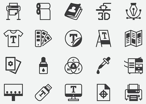 Printing Pixel Perfect Icons