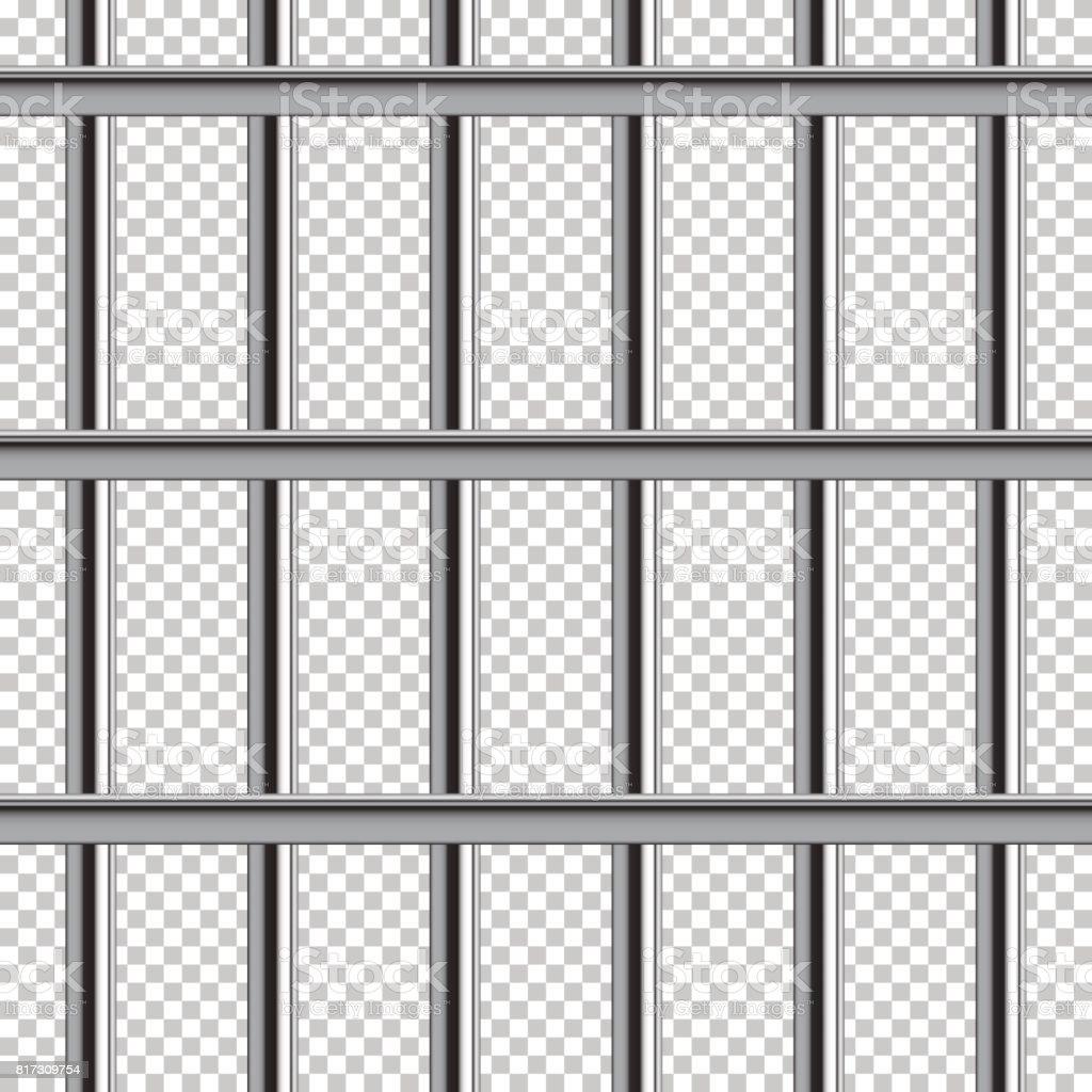 prison bars clip art, vector images & illustrations - istock