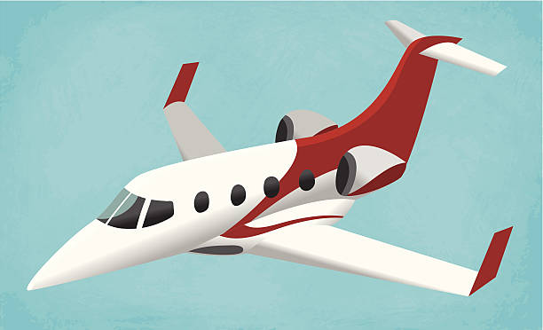 Private Jet Sir, your private jet awaits, with plenty of root beer and licorice as requested. private airplane stock illustrations