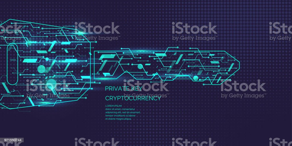what is a private key cryptocurrency
