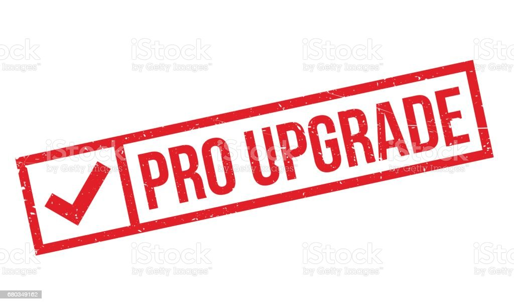 Pro Upgrade rubber stamp royalty-free pro upgrade rubber stamp stock vector art & more images of archival