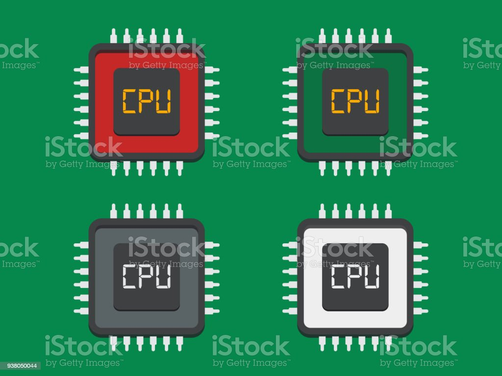 processor icons modern multi core cpu vector illustration stock illustration download image now istock processor icons modern multi core cpu vector illustration stock illustration download image now istock
