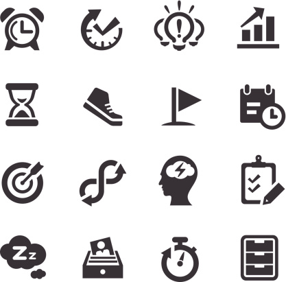 Productivity Icons - Acme Series