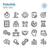 Productivity, Management, Efficiency, Teamwork, Business,
