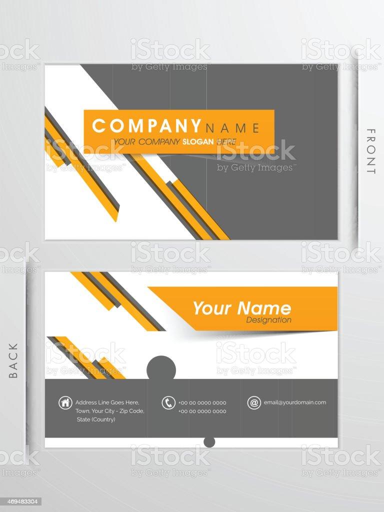Affaires Ou Carte De Visite Professionnelle Pour Votre Entreprise