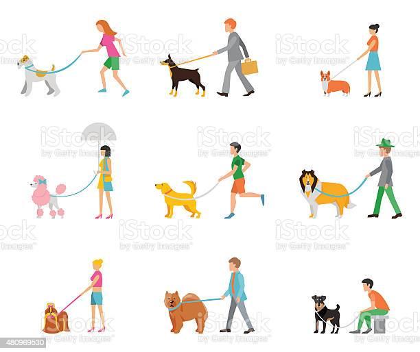 Professional dog walking vector id480969530?b=1&k=6&m=480969530&s=612x612&h=nm5cvarsyhueftmujj7v87tnurfkuv j1bnif0b3gn0=