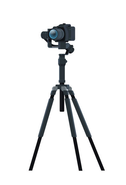 Top 60 Camera Stand Clip Art, Vector Graphics and ...