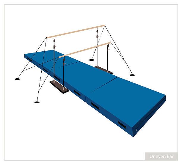 Best Gymnastics Floor Illustrations, Royalty-Free Vector ...