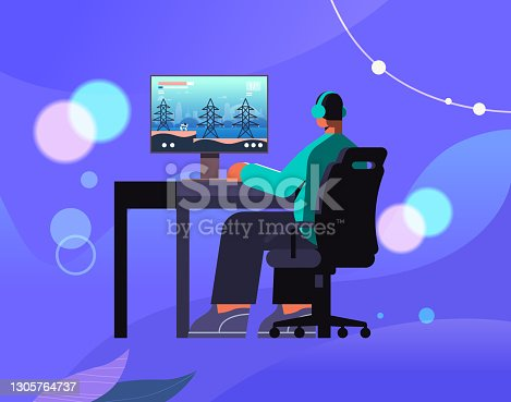 istock professional virtual gamer playing online video game on his personal computer 1305764737
