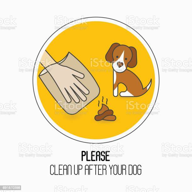 Prohibition sign please clean up after your dog cute dog hand in vector id691870398?b=1&k=6&m=691870398&s=612x612&h=b5rdtiwte3vo0ouywkssbtpyfxh9a2vpsl7n bzkt1m=