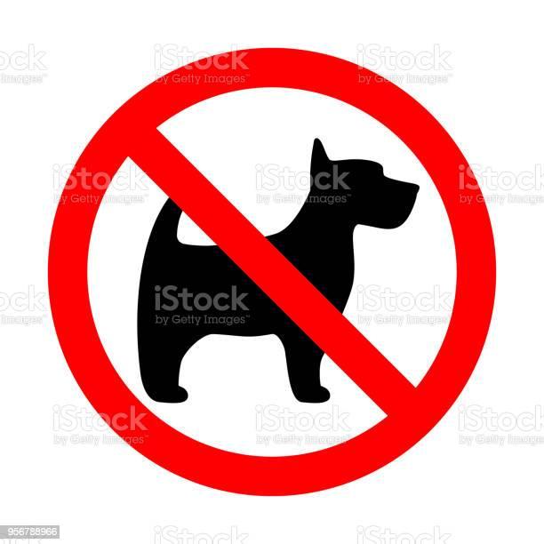 Prohibition sign stop dog simple icon label vector id956788966?b=1&k=6&m=956788966&s=612x612&h=xk8ab 9roeagfdxh vimlmneluuzrsgple0uim37wua=
