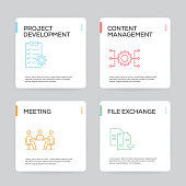 Project Planning Infographic Design Template