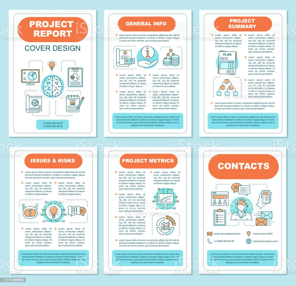 Project Brochure Template from media.istockphoto.com