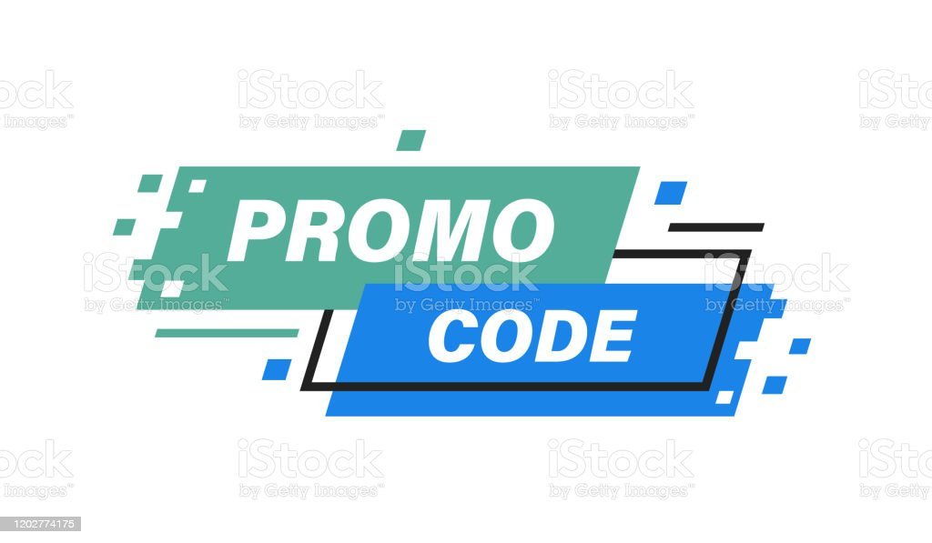 Promo Code Coupon Code Banner Design Vector Graphic Design Stock Illustration Download Image Now Istock